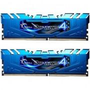 Memorie ram g.skill Ripjaws 4, DDR4, 8 GB,3000MHz, CL15 (F4-3000C15D-8GRBB)