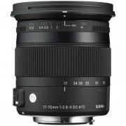 Sigma 884205 F2.8-4 Contemporary DC Macro OS HSM 17-70mm Fixed Lens For Sony Alpha Cameras