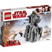 Конструктор Лего Стар Уорс - Скаут Уокър на Първия ред, LEGO Star Wars, 75177