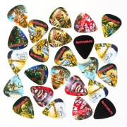 Pene chitară Iron Maiden - PERRIS LEATHERS - INM1-24