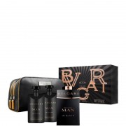 Bulgari Man In Black Confezione 100 ML EDP + 75 ML Shower Gel + 75 ML After Shave Balm + Pouch