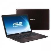 Лаптоп Asus K756UQ-T4021D, Intel Core i5-6200U (up to 2.8GHz, 3MB), 17.3 инча FullHD (1920x1080) LED Anti-Glare, 6144MB, HDD 1TB, 90NB0C31-M00280