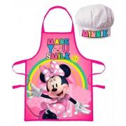 Disney Minnie gyerek kötény szett smile