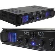Skytec SPL 700 2.0 Casa Cablato Nero amplificatore audio