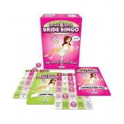 Leadoff Drink and dare bride bingo