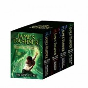 The 13th Reality Boxed Set: The Journal of Curious Letters/The Hunt for Dark Infinity/The Blade of Shattered Hope/The Void of Mist and Thunder, Paperback/James Dashner