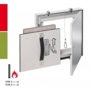 RUG Semin AluRapid® Safe EI/I30 / EI/I90 Revisionstür - F/EI/I30 - 500 x 500 mm