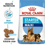 15 kg Royal Canin Maxi Starter Mother&Babydog kutyatáp