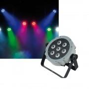Proiector disco Showtec Compact LED PAR 7/4 Q4