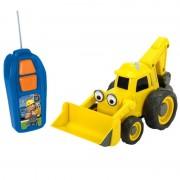 Excavator Dickie Toys Bob Constructorul Scoop cu telecomanda