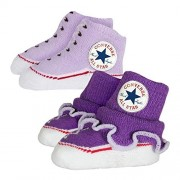 Converse - All Star Infant Booties, 0-6 luni, Mov
