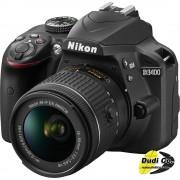 Nikon D3400 DIG AF-P 18-55 VR Kit + Torba CF EU11 Crni set