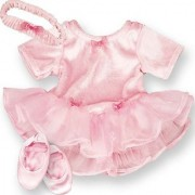15 Inch Baby Doll Pink Ballet 3 Pc. Doll Clothes Outfit by Sophias Fits 15 Inch American Girl Bitty Baby Dolls & More!