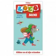 Lobbes Mini Loco - Kikker en al z'n Vrienden (4-6)