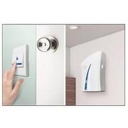 Baoji Wireless Door Bell Exclusive Design 100mtr range With 6 Month Warranty