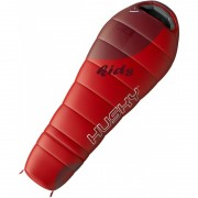 dormit sac Husky în aer liber copii Magic -12°C roșu