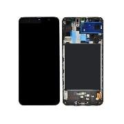Display cu touchscreen si rama Samsung SM-A705F, Galaxy A70 ORIGINAL