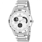 Gionee MRT-1006 Analog Stainless Steel Watch For Mens