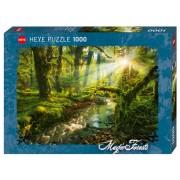 Heye Pussel - Magic Forest - Andlig Fristad 1000 Bitar