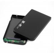 EB Disco Duro USB 2.0 HDD 2.5 Pulgadas SATA 2TB Caja Externa De Disco Móvil - Negro
