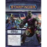 Ferron, Eleanor Starfinder Adventure Path: The Diaspora Strain (Signal of Screams 1 of 3)