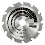 Disc pentru taiat lemn Bosch