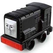 Locomotiva Diesel Deluxe Thomas Friends Fisher Price