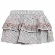 Hust&Claire; - Kid's Neva - Jupe taille 92, gris