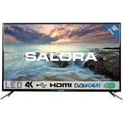 Salora 2800 series 50UHL2800 LED TV 127 cm (50'') 4K Ultra HD Zwart