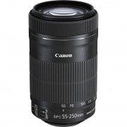 Canon Objetiva EF-S 55-250mm F4-5.6 IS STM