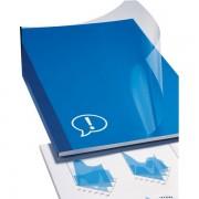 Cartelline termiche GBC goffrata 1,5 mm 15 fogli trasp./nero IB451607 (conf.100)