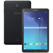 "Samsung Galaxy Tab E 9.6"" Black/1280x800/QC 1.3GHz/1.5GB/8GB/2MP+5MP/WiFi/GPS/Android 4.4/490g"