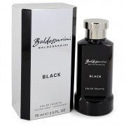 Baldessarini Black Eau De Toilette Spray By Baldessarini 2.5 oz Eau De Toilette Spray