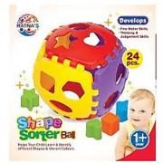 Ratna's Ratna'S Shape Sorter Ball