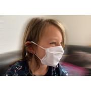 wischmopshop by Axis24 GmbH Kinder Mund- und Nasenmaske Gesichtsmaske 1 lagig 100 % Baumwolle...