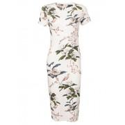 Fashionize Dress Lucy White