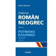 Dictionar roman-neogrec Editia 2009
