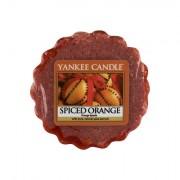 Yankee Candle Spiced Orange cera profumata per aromaterapia 22 g