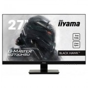 IIYAMA Monitor 27 G2730HSU-B1 TN,FHD 75Hz,HDMI,DP,USB, 1MS, Dostawa GRATIS. Nawet 400zł za opinię produktu!
