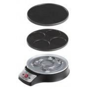 Aparat pentru preparat clatite DomoClip DOC143 (Negru/Gri)