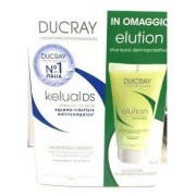 Ducray (Pierre Fabre It. Spa) Kelual Ds Shampoo + Elution 75 Ml