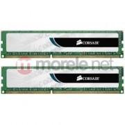 Kit Corsair 4GB (2 x 2GB), DDR3, 1333MHz