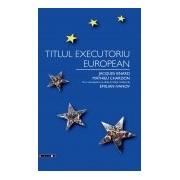 """""""Titlul executoriu european"""" este o carte a doi reputaţi jurişti europeni, practicieni ai dreptului execuţional comunitar, doi luptători pentru implementarea unor proceduri comune europene pentru toate statele membre UE, în vederea aplicării cu celeritate"""
