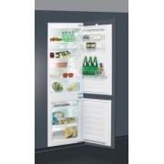 Ugradbeni hladnjak, kombi s ledenicom dolje Whirlpool ART 6502/A+