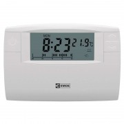 Priestorový termostat v bielom prevedení