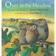 Over in the Meadow, Paperback