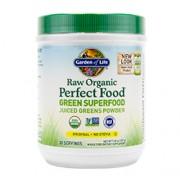 PERFECT FOOD RAW ORGANIC GREEN SUPER FOOD 240g
