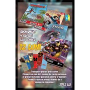 Abonament 12 luni The Amazing Spider Man, Iron Man, Thor si Deadpool