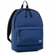 Раница LACOSTE - Backpack NH2677NE Navy Blue F44