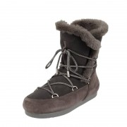 moon boot Moonboots aus Shearling